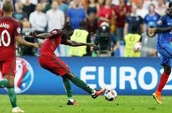 Bồ Đào Nha 1-0 Pháp: Eder đưa Bồ Đào Nha lên ngai vàng