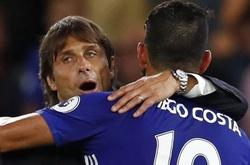 Costa ngồi ngoài vì cãi nhau với Conte, Pogba sẽ làm đội trưởng Man Utd