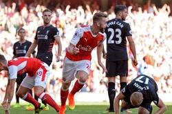 KẾT THÚC, Arsenal 3-4 Liverpool: Mưa bàn thắng trên sân Emirates