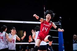 Ấn tượng ngày thi đấu 6/6 giải bóng chuyền Volleyball Nations League 2021 qua ảnh
