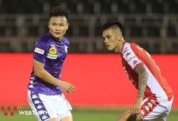 Cầu thủ Hà Nội FC lo lắng COVID-19 ảnh hưởng đến phong độ