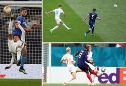 10 bàn thắng đẹp nhất mùa giải gồm siêu phẩm ở EURO 2021