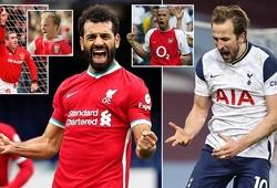 Huyền thoại Liverpool chọn 10 tiền đạo xuất sắc nhất Ngoại hạng Anh
