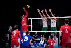 Trực tiếp bóng chuyền Volleyball Nations League 2021 hôm nay