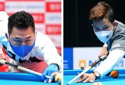 Đội Phương Linh bất phân thắng bại với đội Minh Cẩm tại giải PBA Team League Round 2021/2022