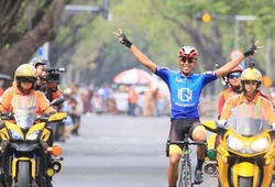 Trúc Xinh thắng chặng 11 giải đua xe đạp Cúp truyền hình HTV 2021
