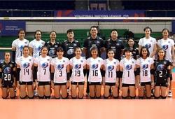 Đội tuyển bóng chuyền nữ Thái Lan dùng đội hình thay thế tại VNL 2021