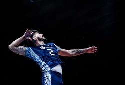 Bảng xếp hạng mới nhất nội dung nam Volleyball Nations League 2021