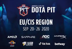 Lịch thi đấu OGA Dota PIT Season 3: Europe CIS