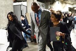 Mẹ vợ Kobe tố bị ngược đãi, Vanessa Bryant đáp trả trong đau đớn