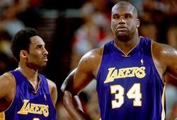 Shaq và cái tát trời giáng tạo nên tình anh em với Kobe Bryant