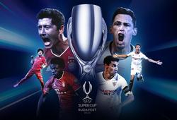 Siêu Cúp châu Âu 2020 diễn ra khi nào, ở đâu?