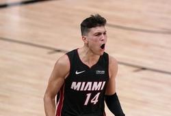 Tyler Herro rực cháy game 4, Miami Heat thắng nghẹt thở Boston Celtics