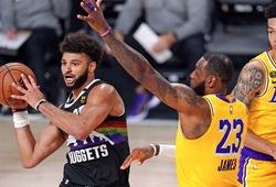 LeBron James và trọng trách khoá chặt Murray cuối trận: Vừa già, vừa gân!