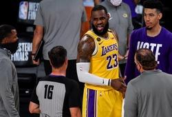 Lakers vừa khiếu nại, LeBron James được ném phạt nhiều gấp 5 lần