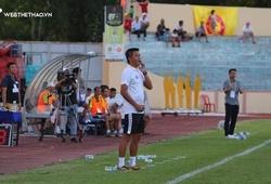 Tân HLV Thanh Hoá chưa từng thắng ở V.League