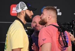 Nhận định dự đoán trận Dominick Reyes vs Jan Blachowicz tại UFC 253