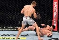 10 ngày chuẩn bị, võ sĩ Slovakia chỉ cần 1 phút đá knockout ngày ra mắt UFC