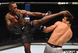 Chuyện không tưởng: Israel Adesanya TKO Paulo Costa