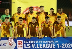 Vòng 12 V.League: Canh bạc của Thanh Hoá
