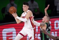 Đóng băng ở vạch 3 điểm, Heat thúc thủ game 5 trước Celtics