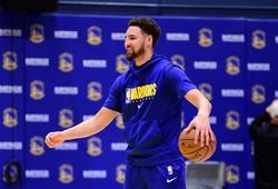 Klay Thompson chính thức tái xuất Golden State Warriors hậu chấn thương ACL