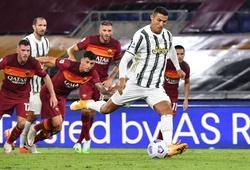 Video Highlights AS Roma vs Juventus, Serie A 2020 đêm qua