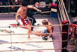 Nam thần RIZIN Kai Asakura lần thứ 2 liên tiếp thắng bằng 'cấm thuật soccer kick'