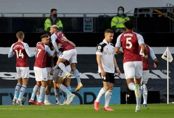 Video Highlights Fulham vs Aston Villa, bóng đá Ngoại hạng Anh 2020