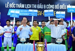 Sinh viên TP.HCM có cơ hội trải nghiệm môi trường bóng đá chuyên nghiệp