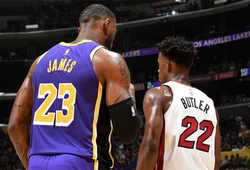 NBA Finals 2020 chốt cặp đấu Los Angeles Lakers vs Miami Heat