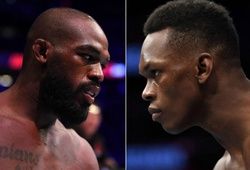 Knockout Costa, Israel Adesanya được Dana White mở đường đấu Jon Jones