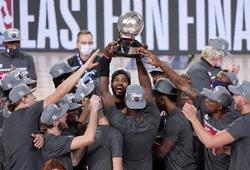 """CĐV Miami Heat đi """"bão"""" ngay trong đêm mừng đội nhà trở lại NBA Finals"""