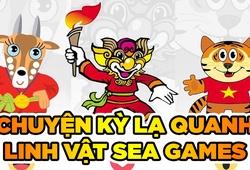 Những chuyện kỳ lạ xoay quanh linh vật của các kỳ SEA Games