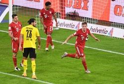 Highlight Bayern Munich vs Dortmund, Siêu cúp Đức 2020 đêm qua