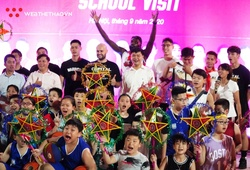 Thang Long Warriors tận hưởng hương vị trung thu trước khi hành quân dự VBA 2020