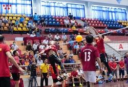 Lịch thi đấu giải bóng chuyền hơi trung, cao tuổi toàn quốc lần thứ VII năm 2020 tại Bắc Kạn