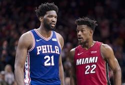 Jimmy Butler chia sẻ sự khác biệt giữa Philadelphia 76ers và Miami Heat