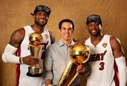 Trước NBA Finals 2020, LeBron James hết lời ca ngợi thầy cũ Erik Spoelstra