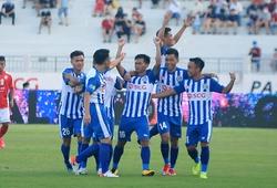 6 đội bóng chính thức lọt nhóm tranh vé thăng hạng V.League 2021