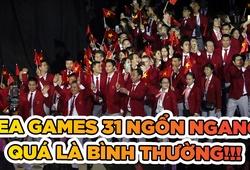 SEA Games 31 ngổn ngang, chậm như Việt Nam là chuyện thường tình
