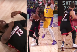 Dính 3 chấn thương riêng Game 1, Miami Heat gặp khó tại NBA Finals