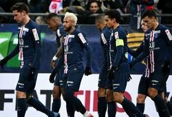 Lịch trực tiếp Bóng đá TV hôm nay 2/10: PSG vs Angers