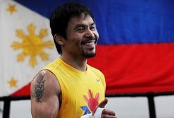 Manny Pacquiao ra điều kiện tiên quyết để đấu với Conor McGregor