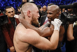Floyd Mayweather hét giá 300 triệu đô tái đấu Conor McGregor