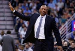 HLV Doc Rivers trở thành thuyền trưởng Philadelphia 76ers