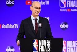 NBA muốn trở lại vào tháng một, không thi đấu tập trung