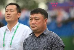 HLV Trương Việt Hoàng phủ nhận Quế Ngọc Hải xuống phong độ