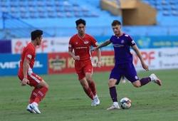 Trở lại sau COVID-19, hàng công Sài Gòn kém nhất V.League