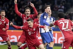 Nhận định Bayern Munich vs Hertha Berlin, 19h ngày 04/10, VĐQG Đức